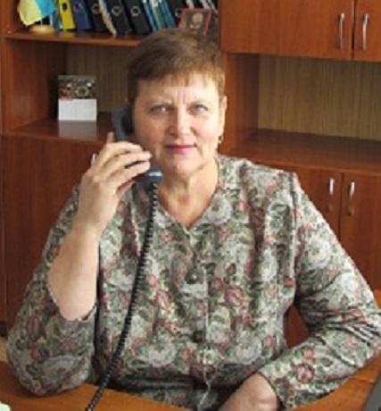 Лисяна Олена Василівна